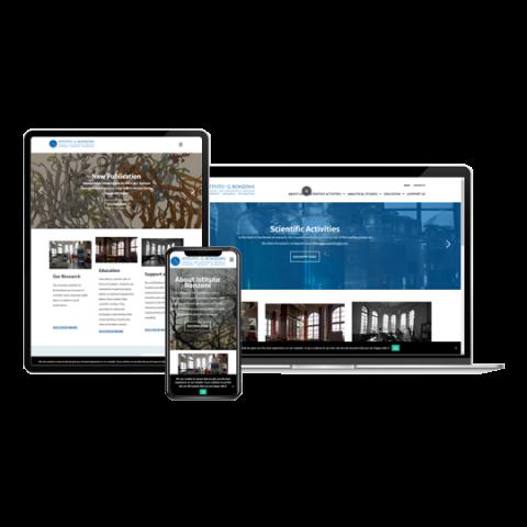 web-design-ronzoni